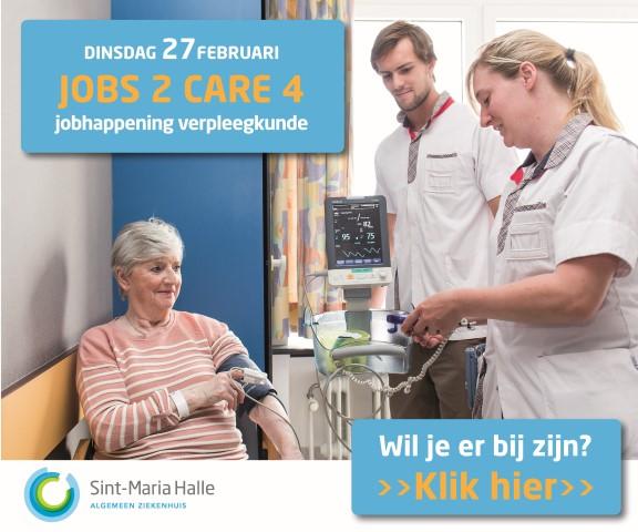 Sint-Maria-Halle Jobbeurs
