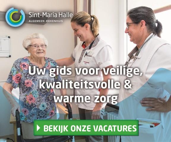 Sint-Maria-ziekenhuis Halle 2018